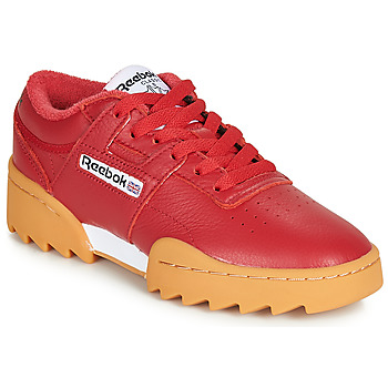 Scarpe Sneakers basse Reebok Classic WORKOUT RIPPLE OG Rosso / Bianco