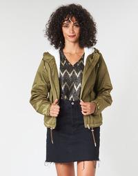 Abbigliamento Donna Giubbotti Only ONLNEWCALLY Kaki