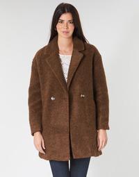Abbigliamento Donna Cappotti Only ONLNINA Marrone
