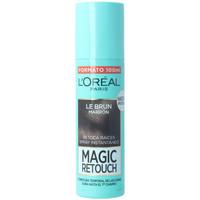 Bellezza Gel & Modellante per capelli L'oréal Magic Retouch 2-castaño Oscuro Spray  100 ml