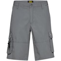 Abbigliamento Uomo Shorts / Bermuda Utility Diadora WONDER II  ISO 13688:2013 75138 - GREY QUIET SHADE