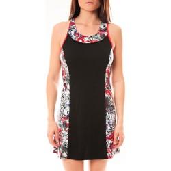 Abbigliamento Donna Abiti corti Bamboo's Fashion Robe BA1505 Multicolor Multicolore