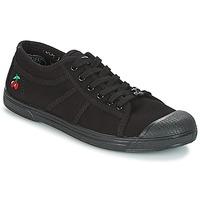 Scarpe Donna Sneakers basse Le Temps des Cerises BASIC 02 MONO Nero