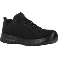 Scarpe Donna Sneakers basse Skechers GRACEFUL GET CONNECTED Nero