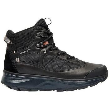 Scarpe Donna Sneakers alte Joya SCARPETTA DA SCARPA  MONTANA PTX BLACK