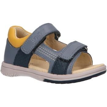 Scarpe Bambino Sandali Kickers 414745-10 PLAZABI Azul