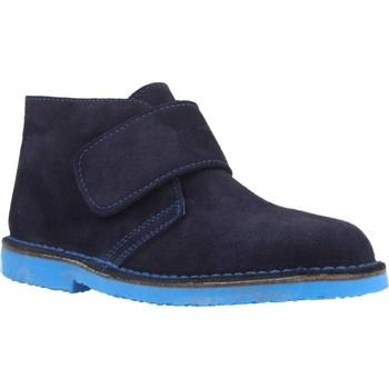 Scarpe Bambino Stivaletti B-Run 513 Blu