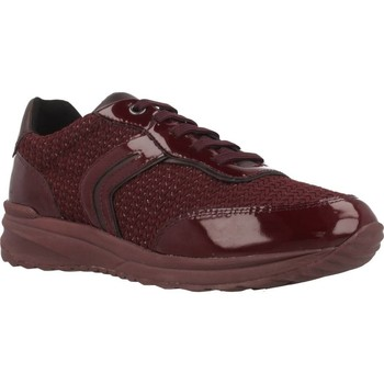 Scarpe Donna Sneakers basse Geox D AIRELL A Rosso
