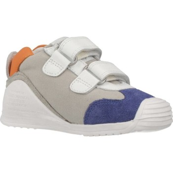 Scarpe Bambino Sneakers basse Biomecanics SANDALIA SAUVAGE REJULLA Bianco
