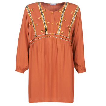 Abbigliamento Donna Abiti corti Betty London LOULIA Arancio