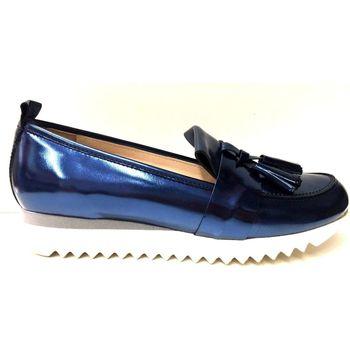 Scarpe Donna Sneakers La Sellerie ATRMPN-06187 BLU OCEANO