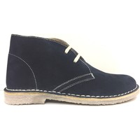 Scarpe Sneakers Ideal Shoes ATRMPN-06207 Blu