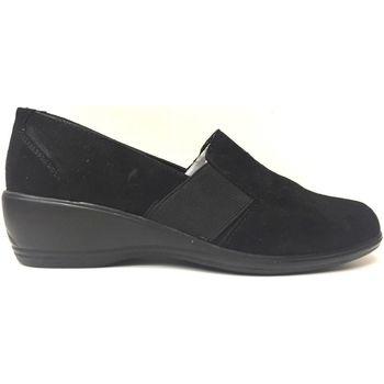 Scarpe Donna Sneakers Tiglio ATRMPN-06228 Nero