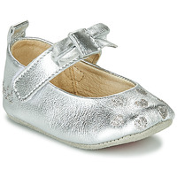 Scarpe Bambina Pantofole Catimini CORIDA Argento