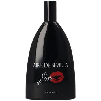 Bellezza Donna Eau de toilette Aire Sevilla Aire De Sevilla Si Quiero Edt Vaporizador  150 ml