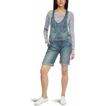 Abbigliamento Donna Tuta jumpsuit / Salopette Lee L326OECY blue