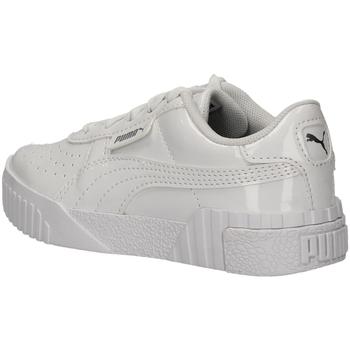 Scarpe Bambina Sneakers basse Puma 370140-01 BIANCO