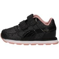 Scarpe Bambina Sneakers basse Puma 369721-06 NERO