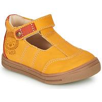 Scarpe Bambino Sneakers basse GBB ARENI Arancio