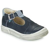 Scarpe Bambino Sneakers alte GBB DENYS Blu