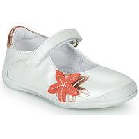 Scarpe Bambina Ballerine GBB EMILIETTE Bianco