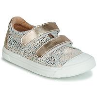 Scarpe Bambina Sneakers basse GBB NOELLA Oro