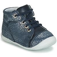 Scarpe Bambina Sneakers alte GBB OLSA Blu