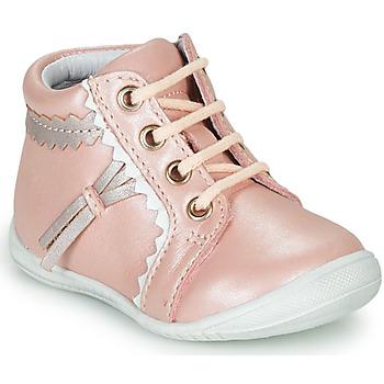 Scarpe Bambina Sneakers alte GBB ACINTA Rosa