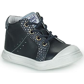 Scarpe Bambina Sneakers alte GBB AGAPE Blu