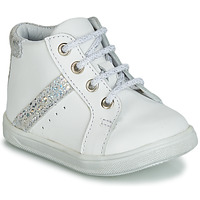 Scarpe Bambina Sneakers alte GBB AGLAE Bianco