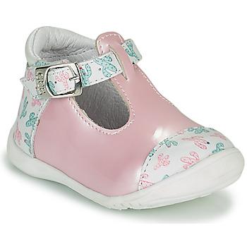 Scarpe Bambina Ballerine GBB MERTONE Rosa