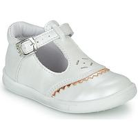 Scarpe Bambina Ballerine GBB AGENOR Bianco