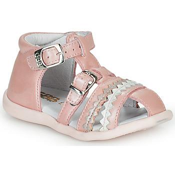 Scarpe Bambina Sandali GBB ALIDA Rosa