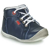 Scarpe Bambino Sneakers alte GBB PARGA Blu