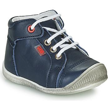 Scarpe Bambino Sneakers alte GBB PARGA Marine