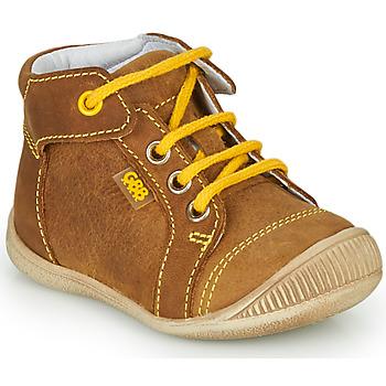 Scarpe Bambino Sneakers alte GBB PARGA Marrone