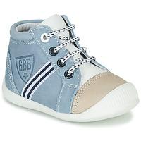 Scarpe Bambino Sneakers alte GBB GABRI Blu