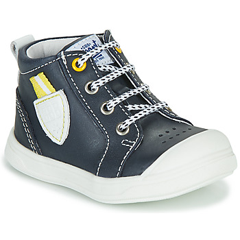 Scarpe Bambino Sneakers alte GBB GREGOR Marine