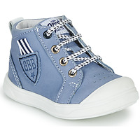 Scarpe Bambino Sneakers alte GBB GREGOR Blu