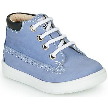 Scarpe Bambino Sneakers alte GBB NORMAN Blu