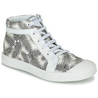 Scarpe Bambina Sneakers alte GBB NAVETTE Nero / Bianco