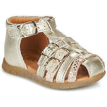 Scarpe Bambina Sandali GBB PERLE Oro