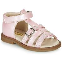 Scarpe Bambina Sandali GBB ANTIGA Rosa
