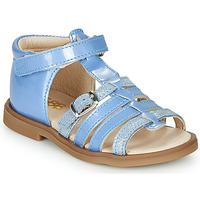 Scarpe Bambina Sandali GBB ANTIGA Blu