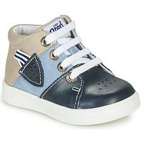 Scarpe Bambino Sneakers alte GBB AMOS Blu