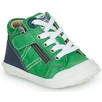Scarpe Bambino Sneakers alte GBB ANATOLE Verde