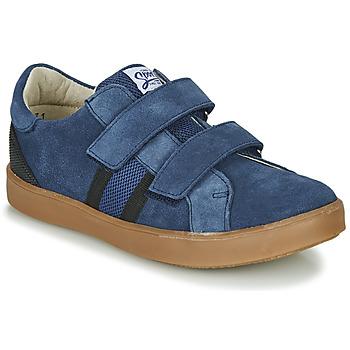 Scarpe Bambino Sneakers basse GBB AVEDON Blu