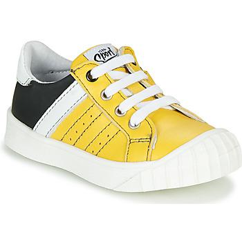 Scarpe Bambino Sneakers basse GBB LINNO Giallo