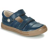 Scarpe Bambino Sneakers basse GBB MANUK Blu