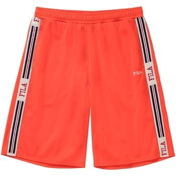 Abbigliamento Uomo Shorts / Bermuda Fila 687009-M47 ROSSO